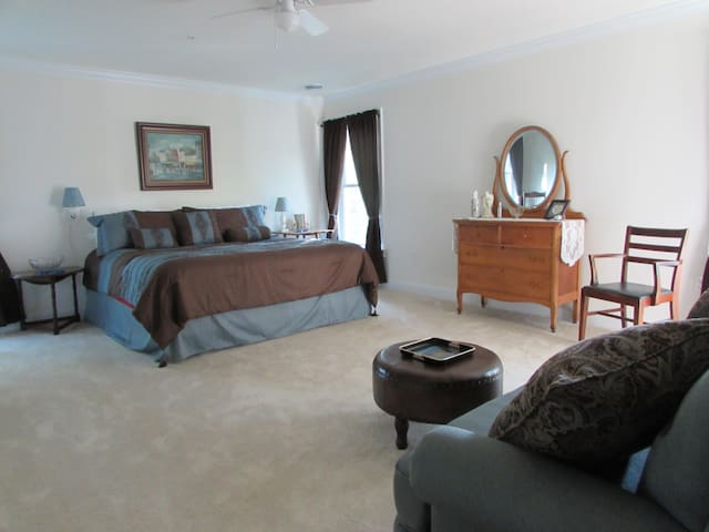 Solace B&B - Room #2 - Grace - Westminster