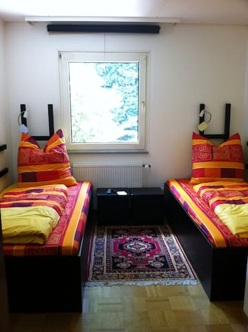 2 bed room, Barbecue Place, Wifi   - Altenstadt - Huis