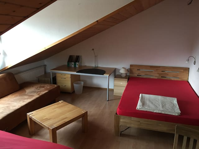 Schöne Ferienwohnung in der Musikstadt Trossingen - Trossingen - Kondominium