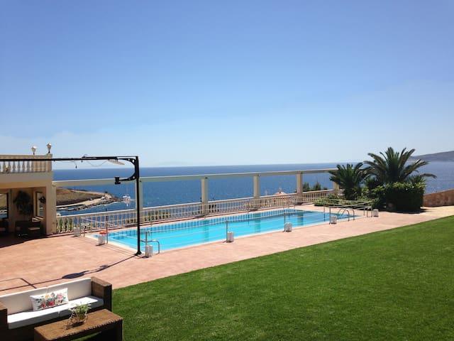 Seaview Studio Apt. w/swimming pool - Spiliazeza