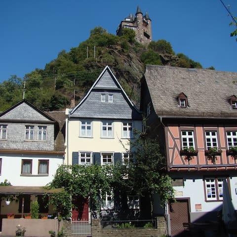 Holiday flat Greiff - Sankt Goarshausen - Lägenhet