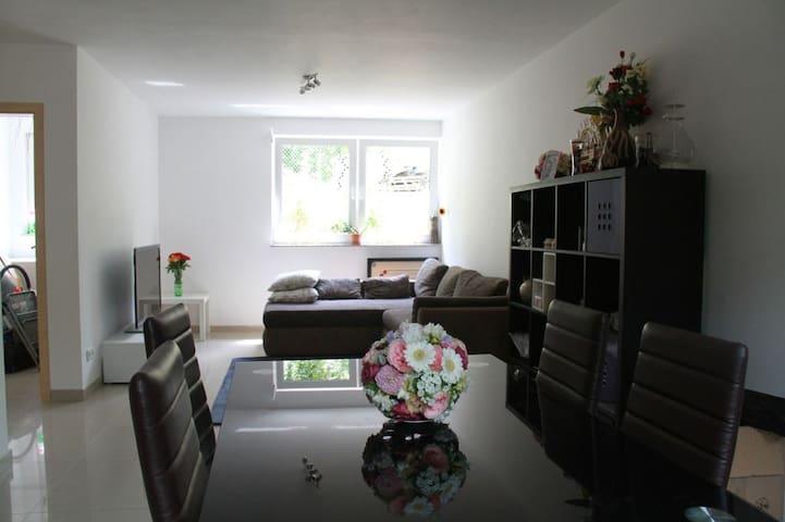 SAP/Heidelberg City Apartment - Wiesloch - Leilighet