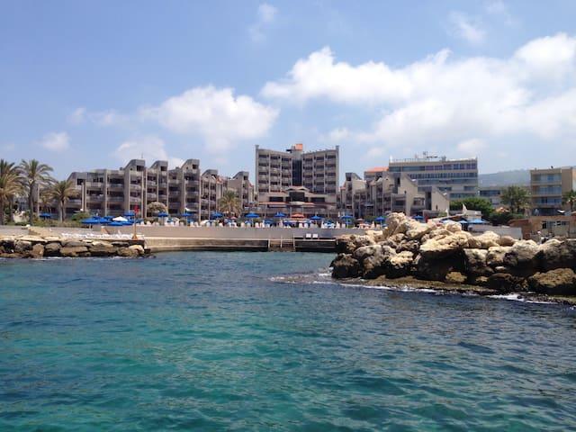 Chalet Aqualand Batroun - Bat el Qalaa - Lägenhet