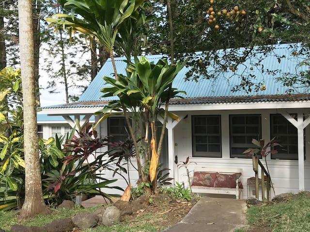 Ohana Cottage @ Hawi Plantation House - Hawi