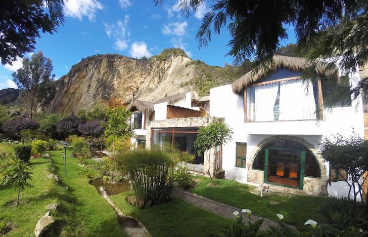 Live Rural Bogotá - Богота - Дом