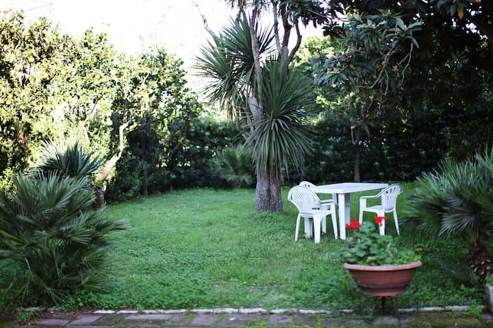Orange Garden - Villa near the sea - Minturno - Appartement