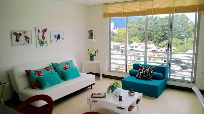 Bright and Cozy 1 BedRoom Apartment - Армения - Квартира