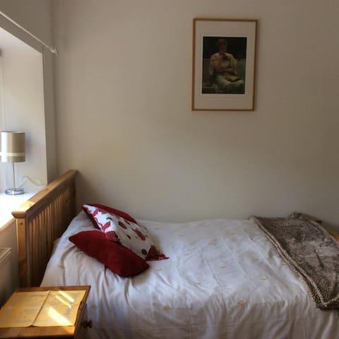 Flat with en-suite bathroom and sitting room - Burcombe - 公寓