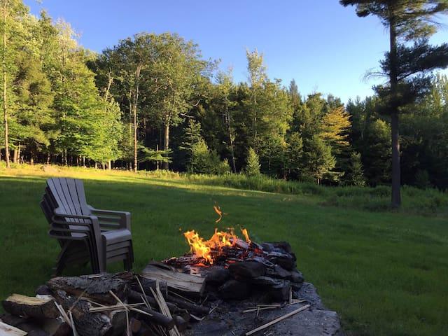 Secluded Catskills Hideaway - Lexington - Casa