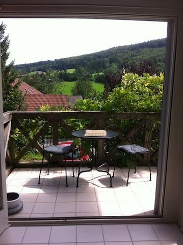 2 chambres adorables dans villa à Orvin (Bienne) - Orvin