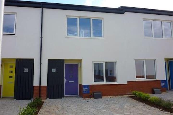 Double room for the Rugby World Cup - Penarth - Casa