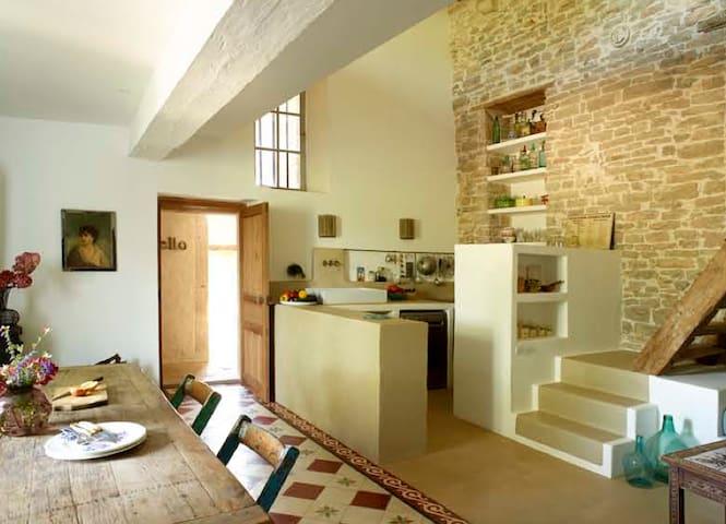 Maison de charme en Bourgogne Sud.. - Mellecey - Ev