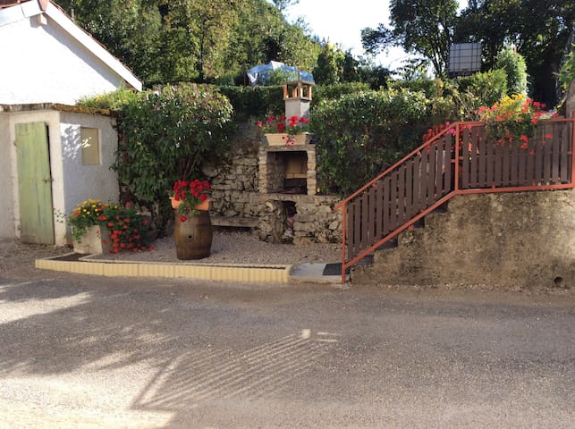 Maison de village - Matafelon-Granges - Reihenhaus