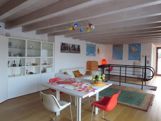 Prosecco valley,loft near Venice - Conegliano - Talo