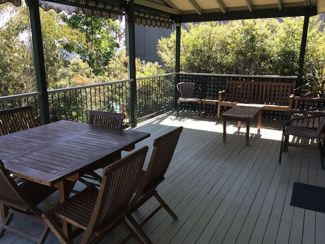 Tranquil Retreat with Bush Outlook - Glenbrook