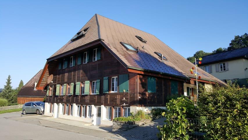 Rustic studio in idylic village - Rohrbach