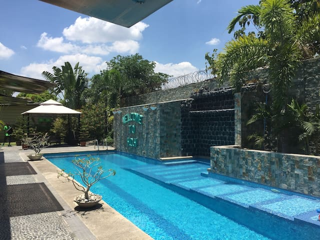 MODERNES STUDIO IN ANGELES CITY - Angeles City  - Guesthouse