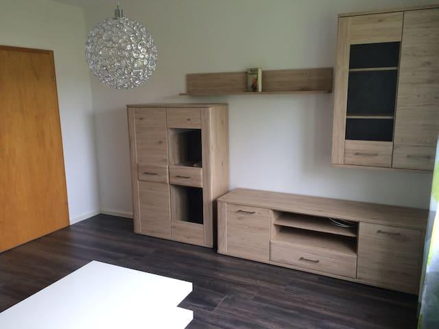 Neuwertige Ferienwohnung - Waldkappel-Bischhausen - Appartement