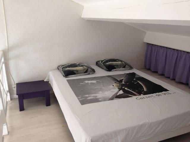 Maison avec chambre en mezzanine - Saint-Gély-du-Fesc