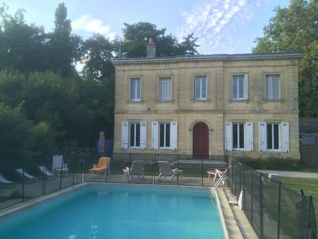Gite du Château La Blancherie - La Brède