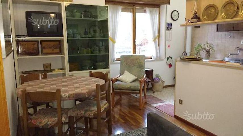 Trilocale a Spiazzo - Ches - Wohnung