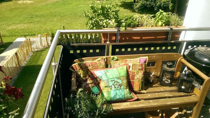Unkompliziert Einfach Freundlich - Donaueschingen - Apartament