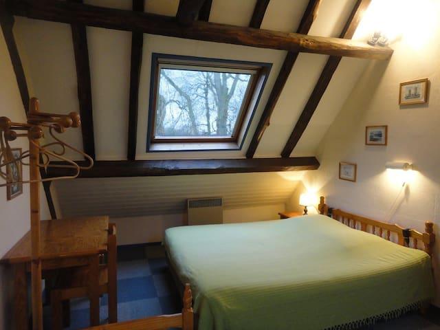 Chambres d'Hôte Kami Ferme Wolphus - Zouafques - Oda + Kahvaltı