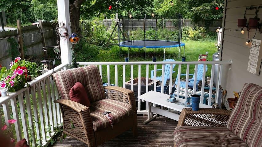 Cozy village room to rent - Cobleskill - Haus