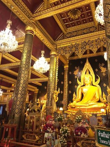 Ancients City@Phitsanulok - เทศบาลนครพิษณุโลก