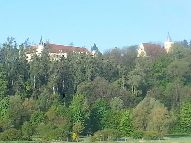 New room with nice view - Graz - Byt