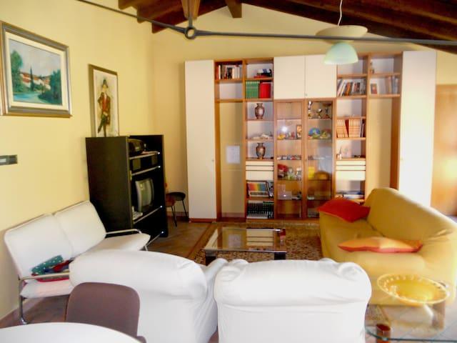 Loft indipendente in campagna - Mirandola - Appartement