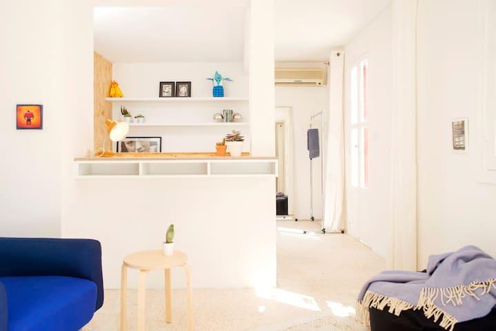 Gemmayze Bright Rooftop and Dreamy Terrace - Beirut - Leilighet