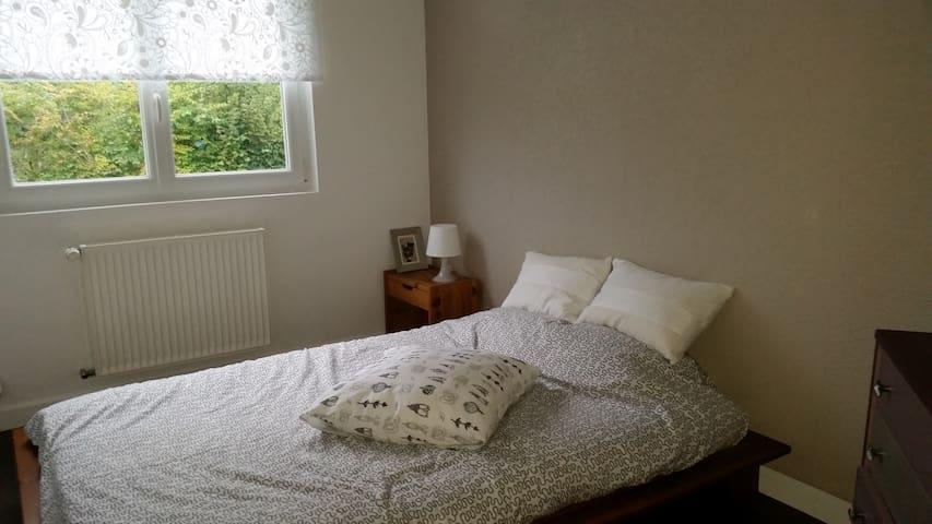 Nice room  for a couple in Alsace - Heimsbrunn - Casa
