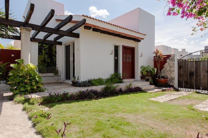 Mi casa de huéspedes - San Miguel de Cozumel