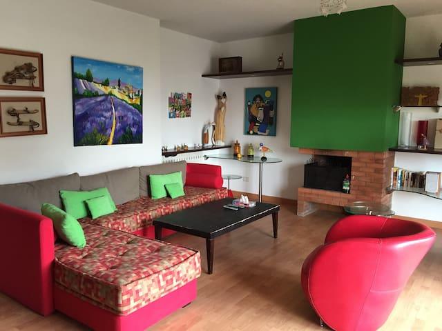 Cozy modern holiday chalet - Faraiya - Chalé