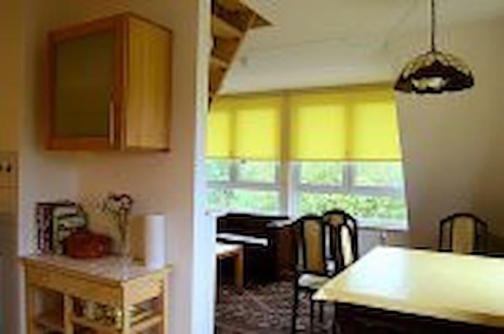 Ferienwohnung in Ostfriesland - Dunum - Appartement