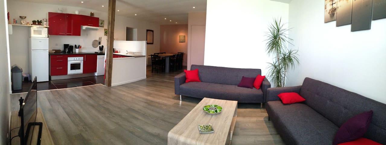 Gîte de Préaux - Tousson - Casa