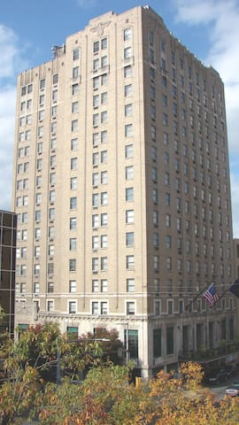 Abraham Lincoln Hotel, Est. 1930 - Reading - Andere