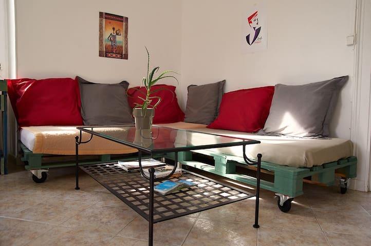 Appartement rdc 2km de Barbizon - Chailly-en-Bière