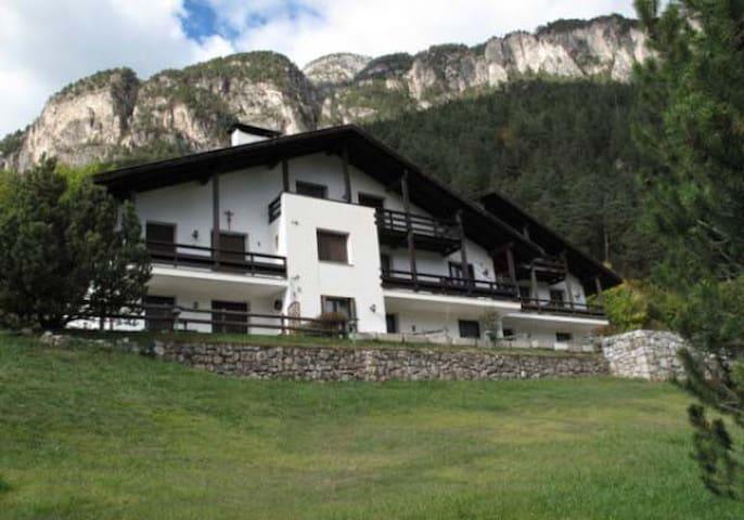 Appartamento in Chalet di Montagna - Ziano di Fiemme - Hytte