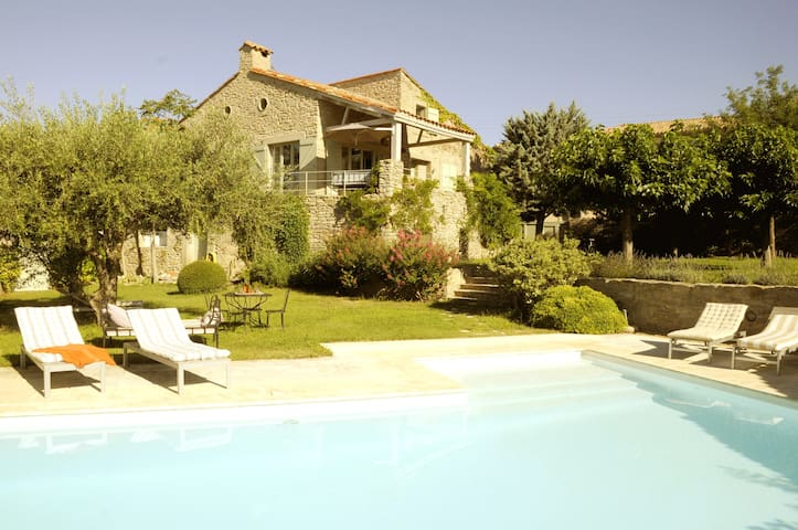Luxury 4 bedroom villa in Languedoc with pool - Cesseras - Casa