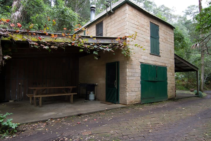 Self-contained cottage in the bush - Grose Vale - Casa cueva