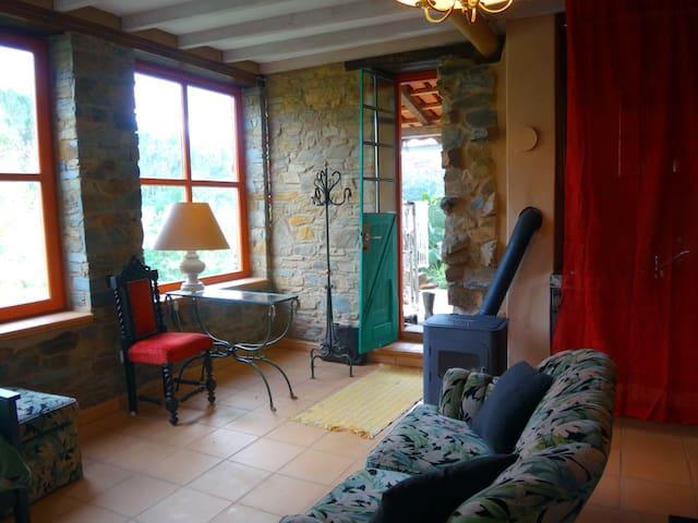 Casa Ar - Goladinha - Erholung inmitten der Natur - Campelo - Daire
