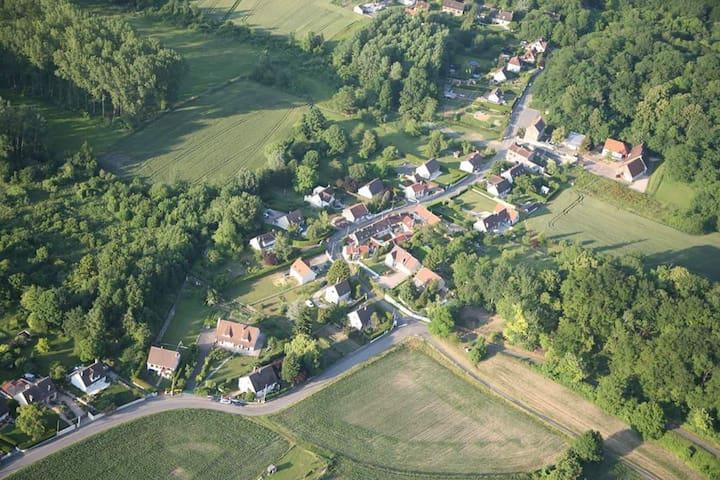Coeur de village , chambre sympa - Saint-Vaast-de-Longmont - Dům