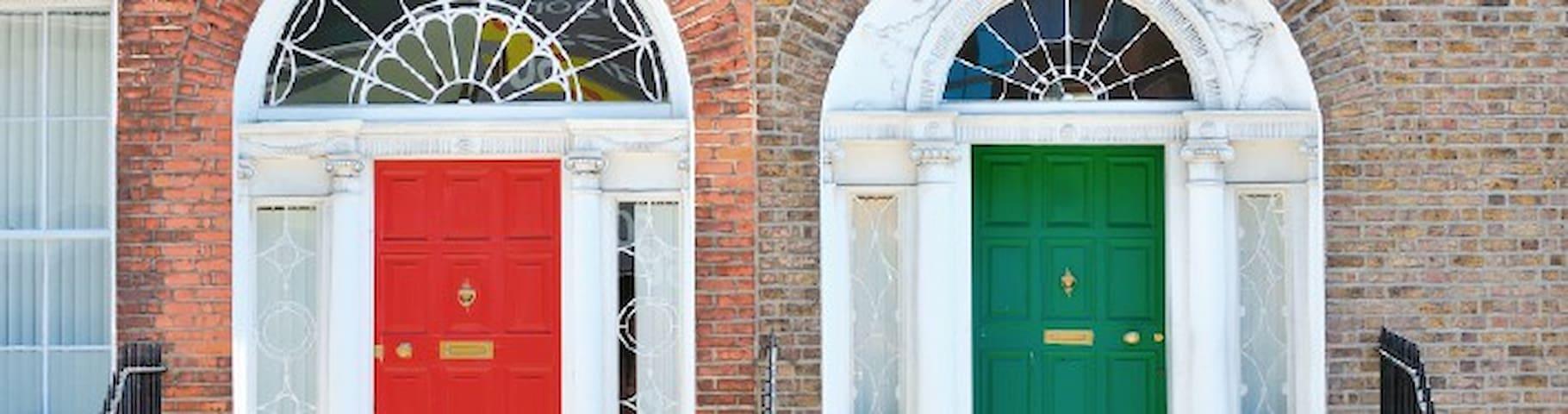 Beautiful Dublin period house - Dun Laoghaire