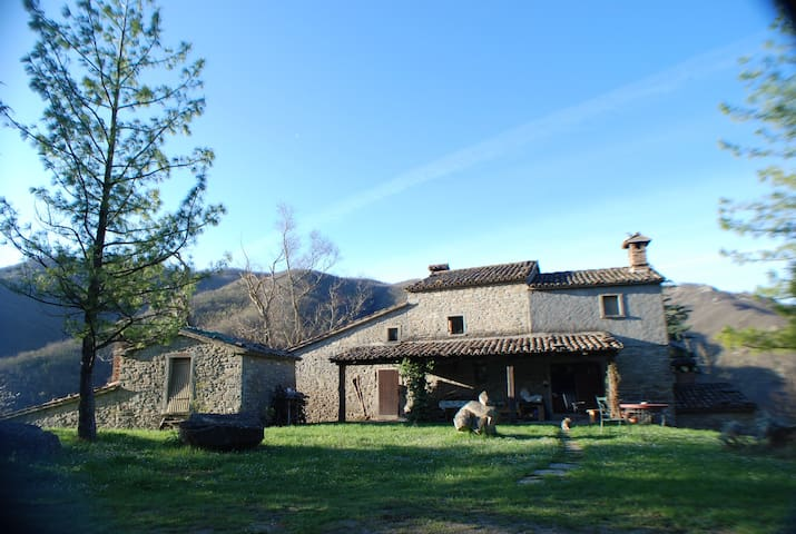 Casalaboratorio - Borgo Pace
