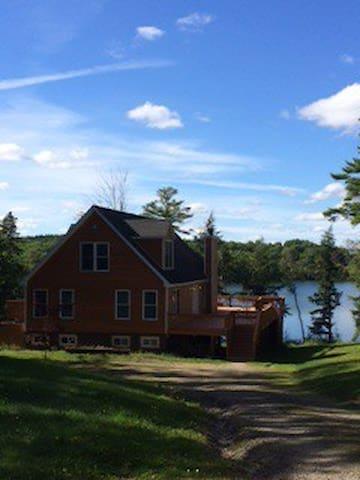 Catskills Mountain House on Lake - Jefferson