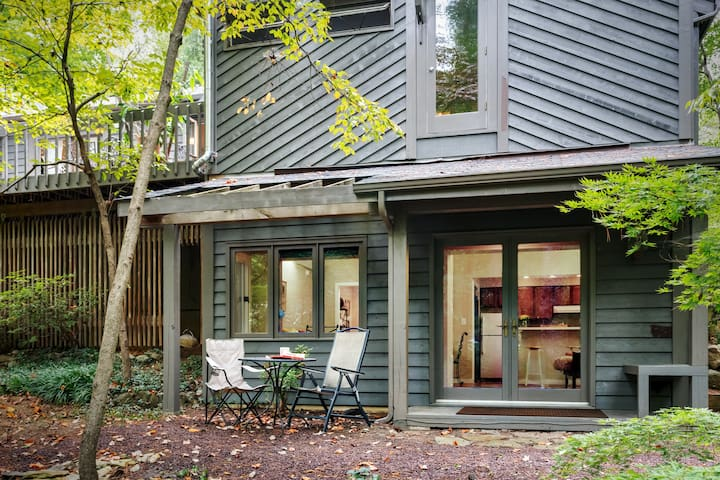 Wooded Retreat, Six Minutes to Town - Chapel Hill