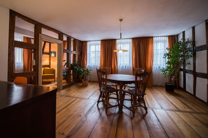 Am historischen Rathaus - Dettelbach - Apartamento
