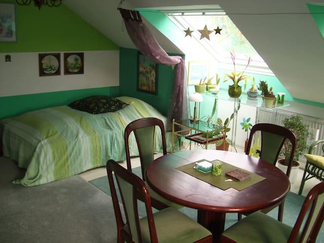 Apartment im  Dachgeschoß - Fürstenfeldbruck